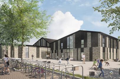 Community Centre Zwartewaal