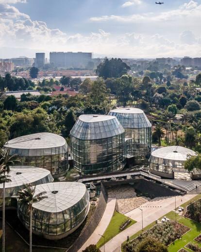 Tropicario Bogotá Botanic Garden