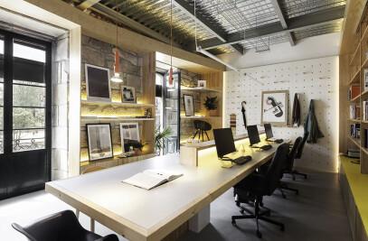 Nan arquitectos office