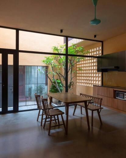 TRAU QUY HOUSE