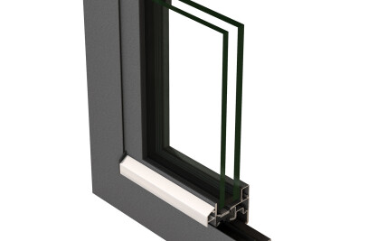 Janisol 1 fire-proof windows