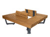 Modular bench Boston NEW