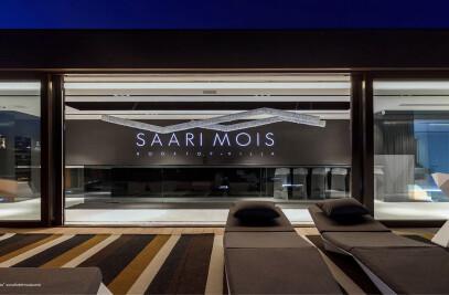 Rooftop Villa Saari Mois