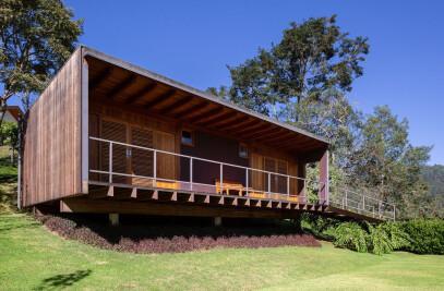 Residence in Santo Antônio do Pinhal