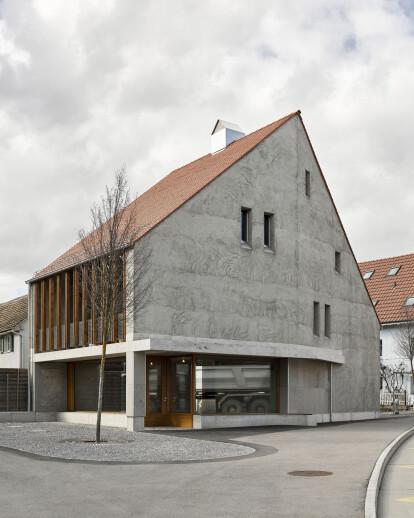 Haus zum Pudel