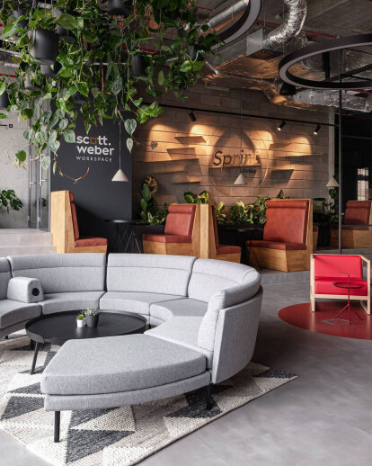 Praga Office & Garden