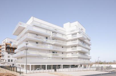 Arty 40 social housing units