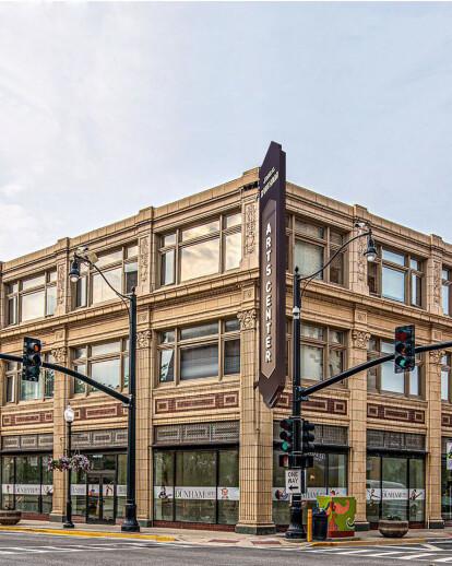 Aurora Arts Center