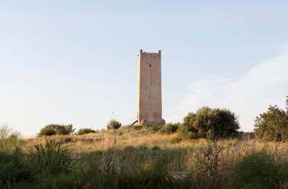 Consolidation and restoration of The Espioca Tower