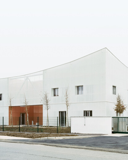 Val d'Europe offices