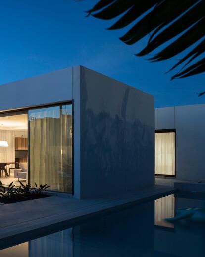 Modular Concrete House