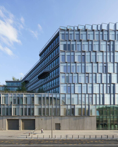 Biotope by Henning Larsen provides innovative new infrastructure for health and wellness in Lille