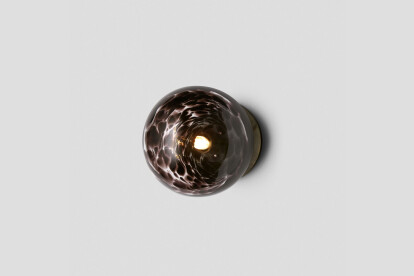 Spoti Wall Sconce on Round