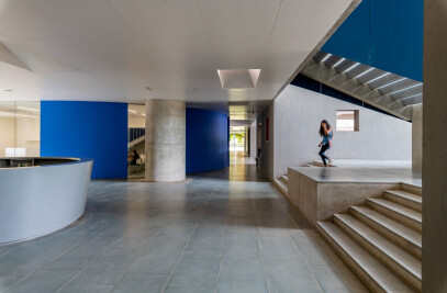 Interiors for School of Arts and Sciences (SAS)