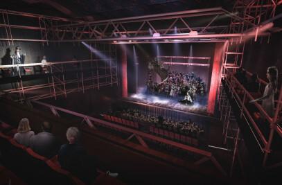 Teobaldo Power Performing Arts Centre