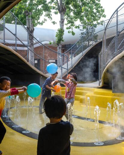 Children's Community Centre The Playscape
