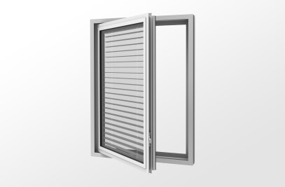 YPI 1500 Interior Access Panel for Curtain Wall, Storefront and Window Wall