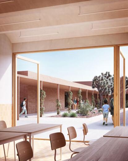 New School in Cascais