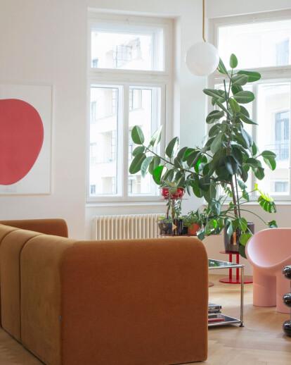 The Apple Apartment