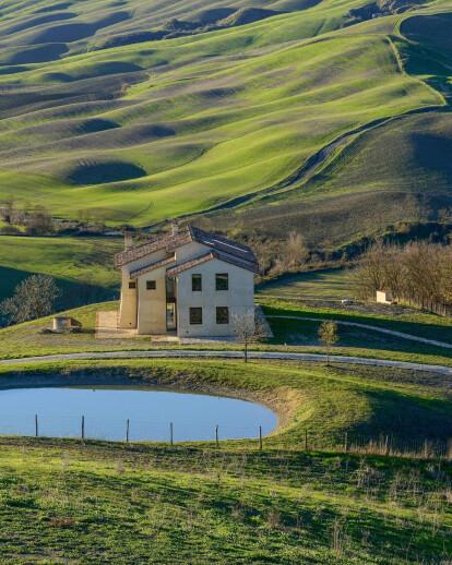Villa  Asciano
