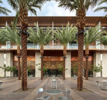 Arizona State University - Student Pavilion