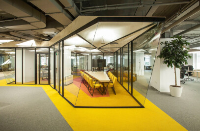 LEANPLUM office design
