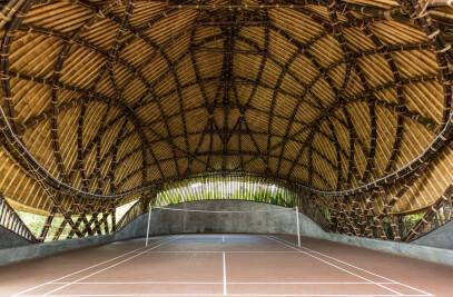 Kura Kura Badminton Courts
