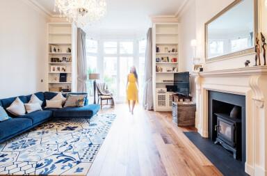 Belsize Park Apartment