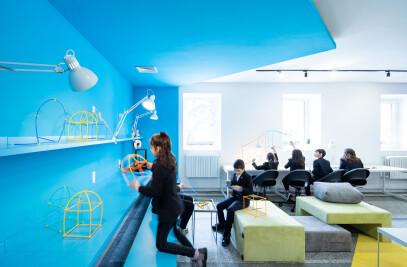 Innovative school labs