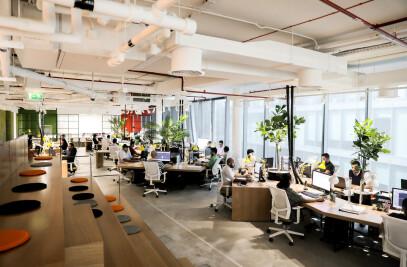 Dewan Dubai Design District Office