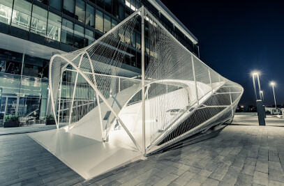 Audi Innovation Hub / Dubai Design Week 2018