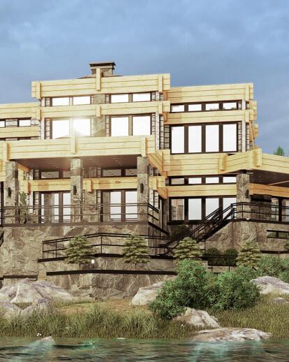 ECO HI-TECH HOUSE
