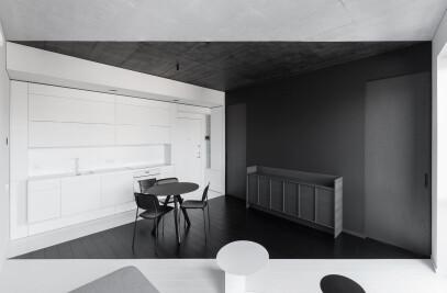 Origami apartment