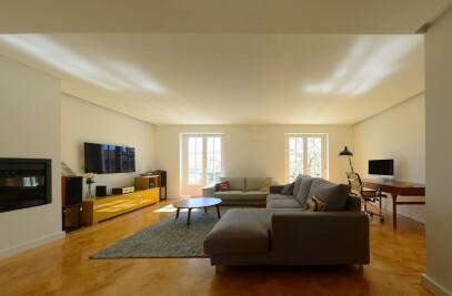 Alvalade Apartment renovation