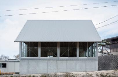 Daisen Work Hut