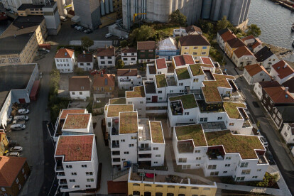 Vindmøllebakken model of co-housing proposes an alternative way of procuring and creating housing communities