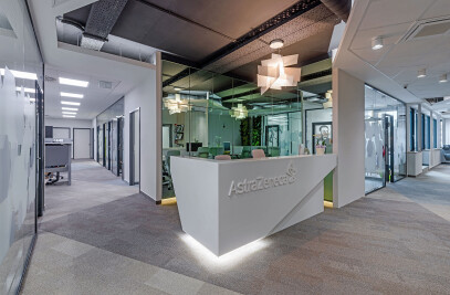 AstraZeneca Budapest offices