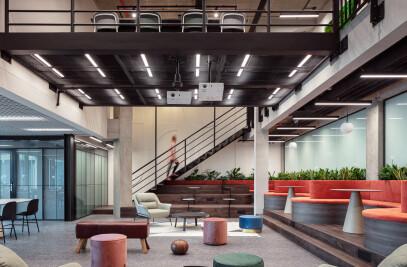 City Element building