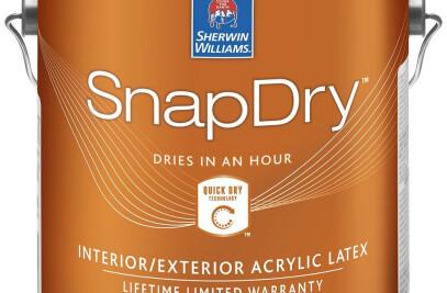 SnapDry® Door & Trim Paint