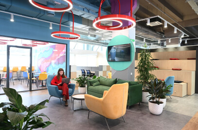 """Co-working space Territory"""""""