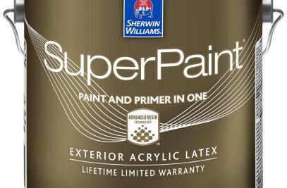 SuperPaint® Exterior Latex