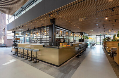 Interior Restaurant KonneKt