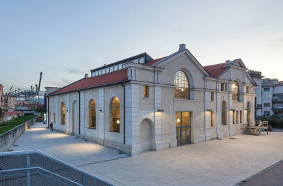 """M. Beghi"" Civic Library"