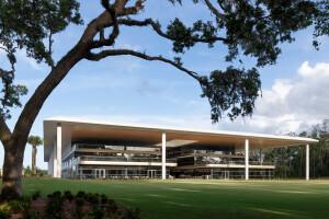 Foster + Partners designs breezy Florida headquarters for the PGA Tour