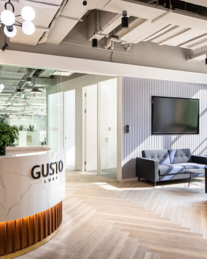 Gusto Luxe China Headquarters