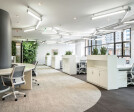 Gusto Luxe Office Design by hcreates