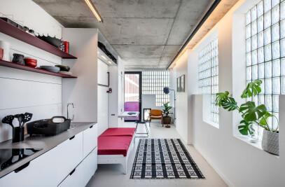 Uxolo Micro Apartments