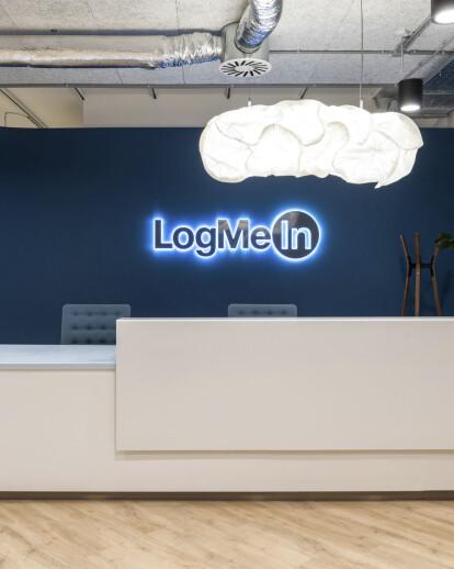 LogMeIn office interior