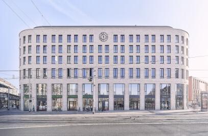 Haus Postplatz, Dresden