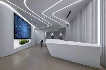 Renovation of a 5-level commercial office building